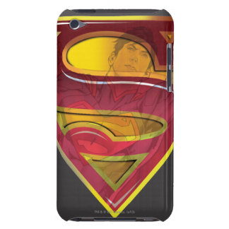Superman S-Shield | Reflection Logo iPod Touch Covers