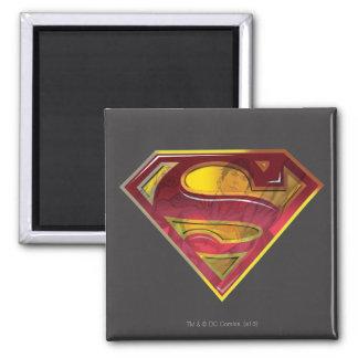 Superman S-Shield | Reflection Logo Magnet