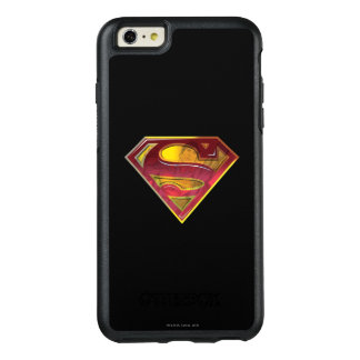 Superman S-Shield | Reflection Logo OtterBox iPhone 6/6s Plus Case