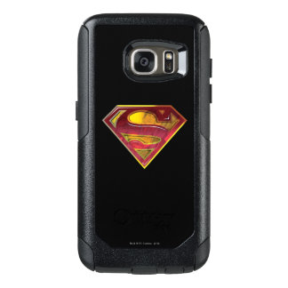 Superman S-Shield | Reflection Logo OtterBox Samsung Galaxy S7 Case