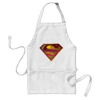 Superman S-Shield | Reflection Logo Standard Apron