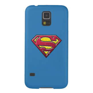 Superman S-Shield | Scratches Logo Galaxy S5 Cover