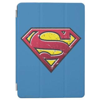 Superman S-Shield | Scratches Logo iPad Air Cover