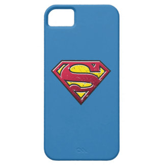 Superman S-Shield | Scratches Logo iPhone 5 Covers