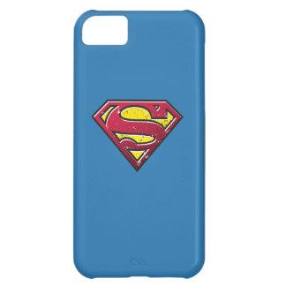 Superman S-Shield | Scratches Logo iPhone 5C Case