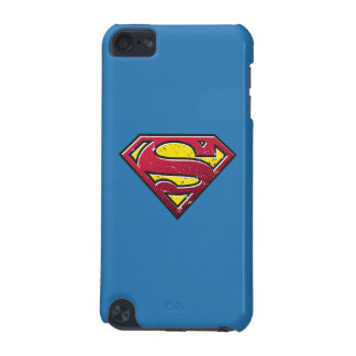 Superman S-Shield | Scratches Logo iPod Touch 5G Case