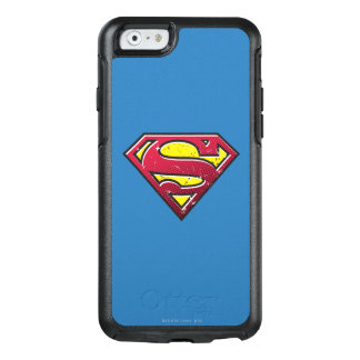 Superman S-Shield | Scratches Logo OtterBox iPhone 6/6s Case