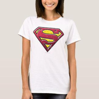 Superman S-Shield | Scratches Logo T-Shirt