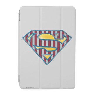 Superman S-Shield | Striped Logo iPad Mini Cover