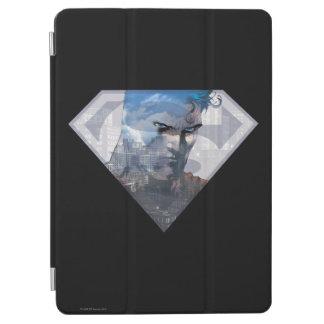 Superman S-Shield | Superman in S-Shield Logo iPad Air Cover