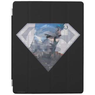 Superman S-Shield | Superman in S-Shield Logo iPad Cover