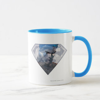 Superman S-Shield | Superman in S-Shield Logo Mug
