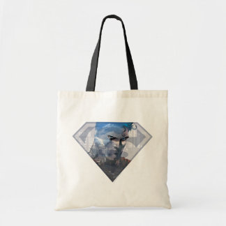 Superman S-Shield | Superman in S-Shield Logo Tote Bag