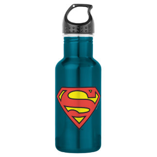 Superman S-Shield | Superman Logo 532 Ml Water Bottle