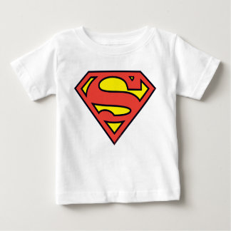 Superman S-Shield | Superman Logo Baby T-Shirt