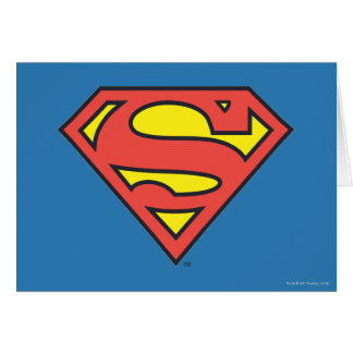 Superman S-Shield | Superman Logo Card