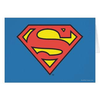Superman S-Shield   Superman Logo Card