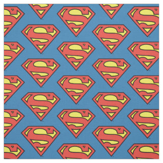 Superman S-Shield | Superman Logo Fabric