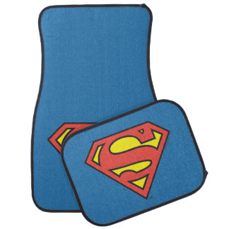 Superman S-Shield | Superman Logo Floor Mat