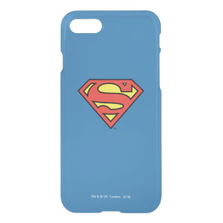 Superman S-Shield | Superman Logo iPhone 8/7 Case