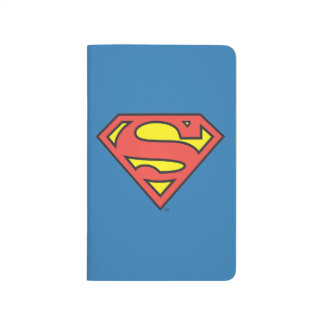 Superman S-Shield | Superman Logo Journal