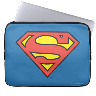 Superman S-Shield | Superman Logo Laptop Computer Sleeve