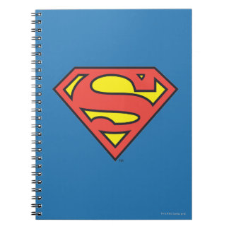 Superman S-Shield | Superman Logo Notebook