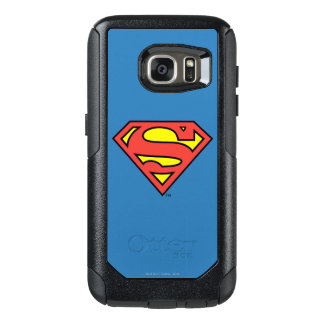 Superman S-Shield | Superman Logo OtterBox Samsung Galaxy S7 Case
