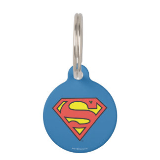 Superman S-Shield | Superman Logo Pet Tag