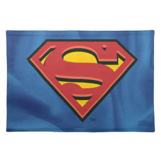 Superman S-Shield | Superman Logo Placemat