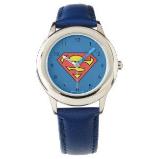 Superman S-Shield | Superman Logo Watch