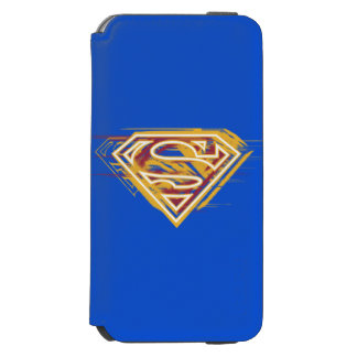 Superman S-Shield | Yellow and Red Logo Incipio Watson™ iPhone 6 Wallet Case