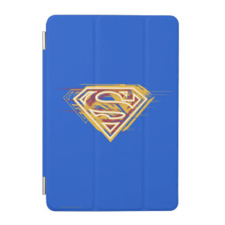 Superman S-Shield | Yellow and Red Logo iPad Mini Cover