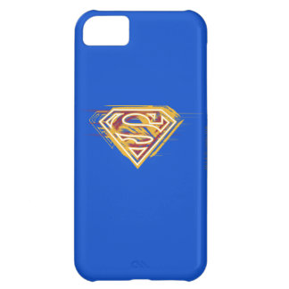 Superman S-Shield | Yellow and Red Logo iPhone 5C Case