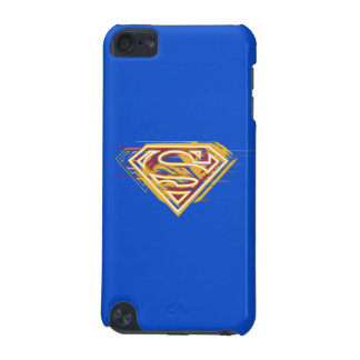 Superman S-Shield | Yellow and Red Logo iPod Touch 5G Case