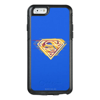 Superman S-Shield | Yellow and Red Logo OtterBox iPhone 6/6s Case