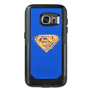 Superman S-Shield | Yellow and Red Logo OtterBox Samsung Galaxy S7 Case