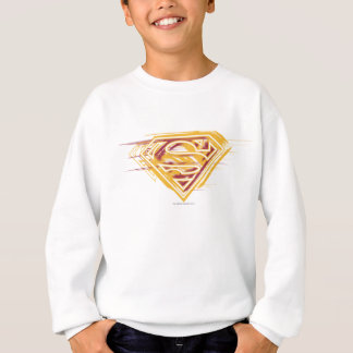 Superman S-Shield | Yellow and Red Logo Sweatshirt