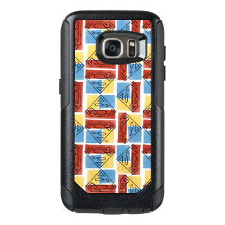 Superman Shield with Colors OtterBox Samsung Galaxy S7 Case