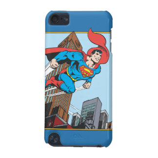 Superman & Skyscrapers iPod Touch 5G Cover