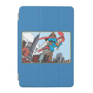 Superman & Skyscrapers iPad Mini Cover