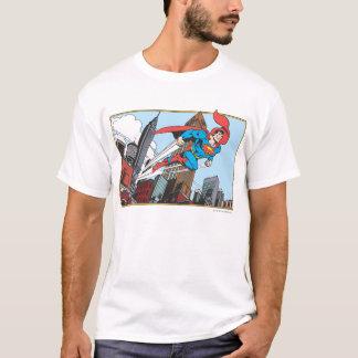 Superman & Skyscrapers T-Shirt