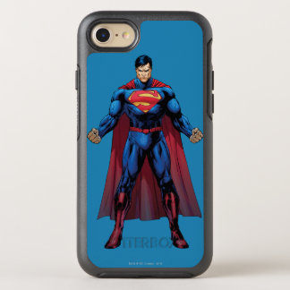 Superman Standing 3 OtterBox Symmetry iPhone 8/7 Case