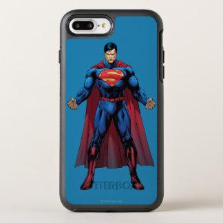 Superman Standing 3 OtterBox Symmetry iPhone 8 Plus/7 Plus Case