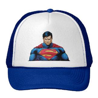 Superman Standing Cap