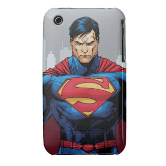 Superman Standing iPhone 3 Case-Mate Cases