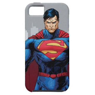 Superman Standing iPhone 5 Covers