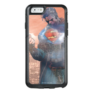 Superman Standing OtterBox iPhone 6/6s Case