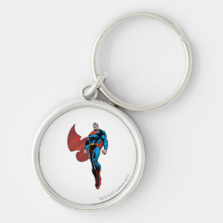 Superman Stands Tall Key Ring