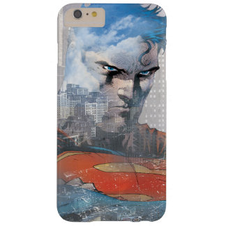 Superman Stare Barely There iPhone 6 Plus Case